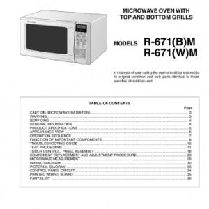 step right up appliance service manuals rh new2 steprightupmanuals com sharp microwave manual 1995 sharp microwave manuals downloads